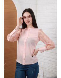 Bluza - kod 0631 - 4 - roze
