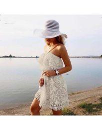 Haljina - kod 4849 - bijela