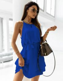 Haljina - kod 9968 - tamno plava