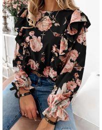 Bluza - kod 4256 - crna