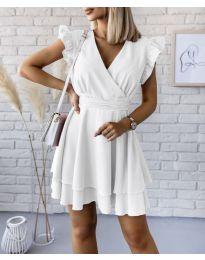 Haljina - kod 409 - bijela