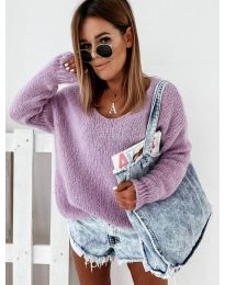 Bluza - kod 112 - ljubičasta