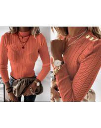Bluza - kod 9930 - narančasta