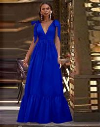 Haljina - kod 2743 - tamno plava