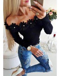 Bluza - kod 2882 - crna