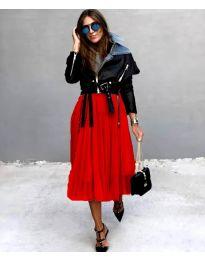 Suknja - kod 2522 - crvena