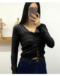 Bluza - kod 385 - crna