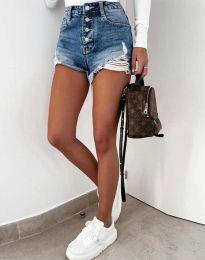 Kratke hlače - kod 4380 - 1 - plava