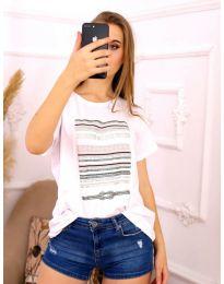 Majica - kod 3514 - bijela