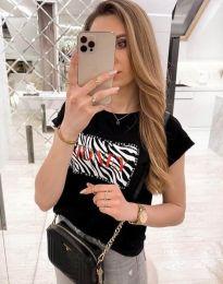 Majica - kod 11708 - crna