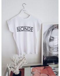 Majica - kod 975 - bijela