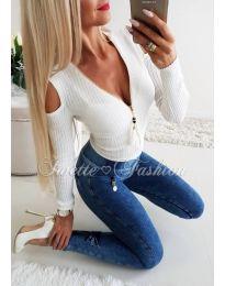Bluza - kod 163 - bijela
