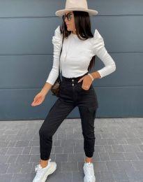 Bluza - kod 2838 - 1 - bijela