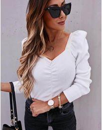 Bluza - kod 394 - bijela
