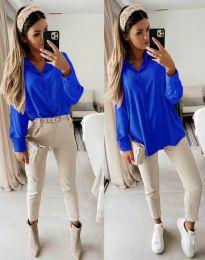Košulja - kod 7293 - tamno plava