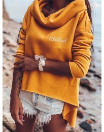 Bluza - kod 7878 - narančasta