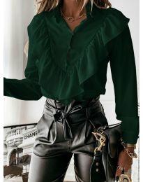 Košulja - kod 9032 - maslinasto zelena