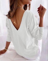 Bluza - kod 5173 - 2 - bijela