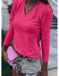 Bluza - kod 0755 - boja ciklame