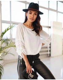 Bluza - kod 5165 - bijela
