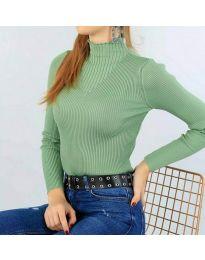 Bluza - kod 3800 - zelena
