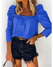 Bluza - kod 9906 - tamno plava