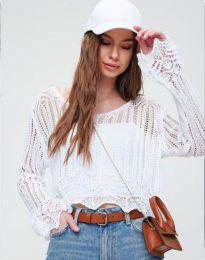 Bluza - kod 2744 - bijela