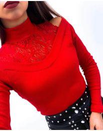 Bluza - kod 4254 - crvena