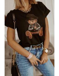 Majica - kod 5360 - crna