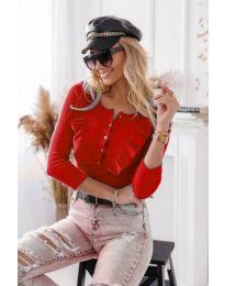 Bluza - kod 9792 - 1 - crvena