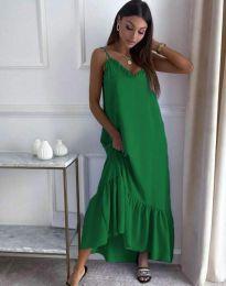 Haljina - kod 4671 - zelena