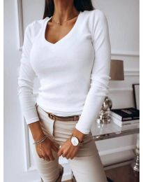Bluza - kod 3521 - bijela