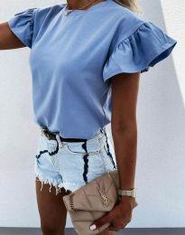 Majica - kod 4352 - plava