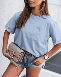Majica - kod 11953 - plava