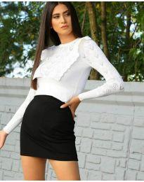 Bluza - kod 2214 - bijela