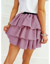 Suknja - kod 913 - ljubičasta