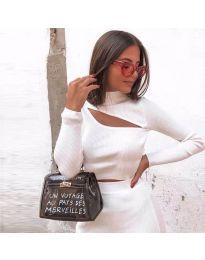 Bluza - kod 919 - bijela