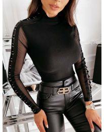 Bluza - kod 4188 - crna
