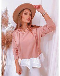 Bluza - kod 3898 - roze
