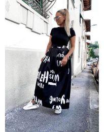 Suknja - kod 5368 - crna