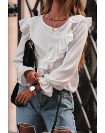 Bluza - kod 6009 - bijela
