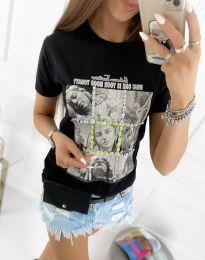 Majica - kod 2353 - bijela