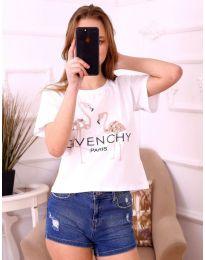 Majica - kod 3549 - bijela
