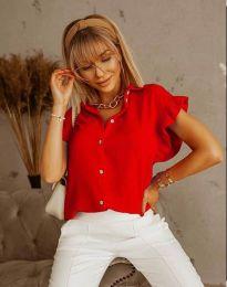 Košulja - kod 4136 - crvena