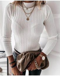 Bluza - kod 9930 - bijela