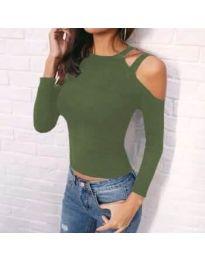 Bluza - kod 952 - zelena