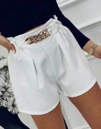 Kratke hlače - kod 2085 - bijela