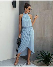 Haljina - kod 100 - svijetlo plava