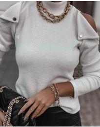 Bluza - kod 1596 - bijela