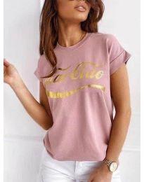 Majica - kod 3659 - puder